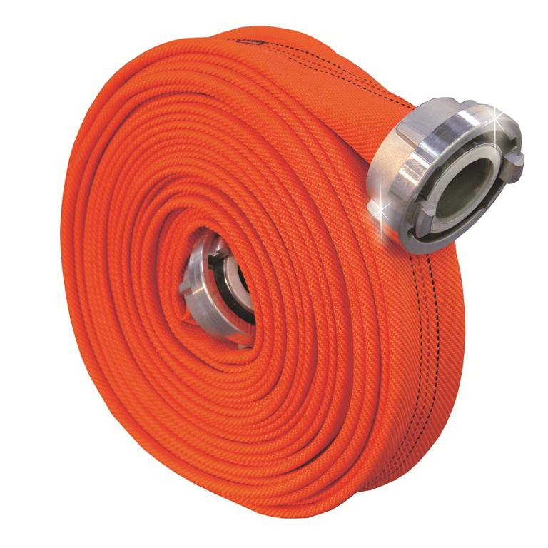 Hadice C42 Pyrotex PES-R SUPERSPORT Reflex Orange 20m