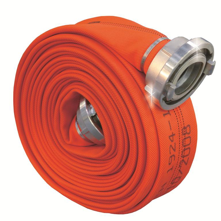 Hadice B65 Pyrotex PES-R SUPERSPORT Reflex Orange 20m
